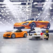 lego lamborghini huracan lego adds the mclaren 720s to speed champions series