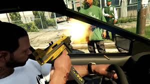 By Challenge Gta 5 Free Mode Events Drive By Challenge