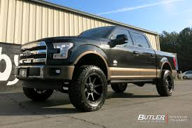 Ford F150 Truck Tires - ford f150 with 20in fuel coupler wheels exclusively from butler