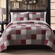 Red Bedding Western Bedding Ebay