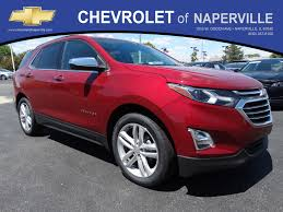 new 2018 chevrolet equinox premier sport utility in naperville