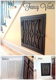 Cabinet Door Vents New Return Air Vent Cover Home Pinterest Air Vent Covers