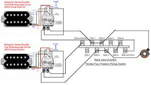 h x h tele help wiring the volume controls 4 way switch
