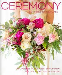 ceremony wedding magazine feature san francisco bay area wedding