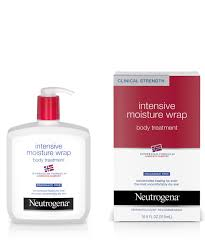 bath body body wash body oil moisturizers neutrogena norwegian formula reg intensive moisture wrap body treatment