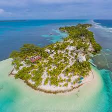 pelican beach resort on south water caye belize pinterest