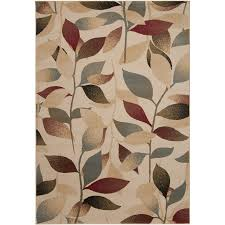 Outdoor Area Rug Clearance by Models Lowes Area Rugs Clearance Leaves Pattern For Floor