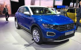 volkswagen t roc picture gallery photo 1 11 the car guide