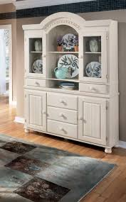 White Dining Room Buffet 269 99 Ashley Cottage Retreat Cottage White Honey Hutch Escape