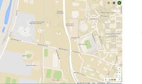 Lsu Parking Map Contact Information And Hours Of Operation