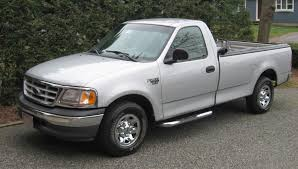 Ford F250 Pickup Truck - just a car geek 1999 ford f250 pickup truck a special post a
