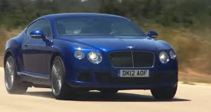 the bentley continental gt speed bentley continental gt at 205 4 mph demo top speed commercial