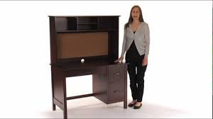 Legare Desk With Hutch by Kendall Desk U0026 Large Hutch Youtube