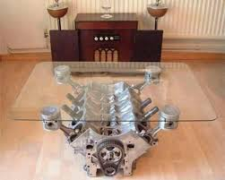 man cave coffee table 35 clever ideas for using car parts as home decor men cave cave