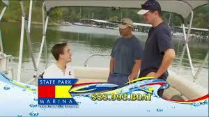 Pontoon Rental Table Rock Lake by State Park Marina Table Rock Lake Branson Missouri Youtube