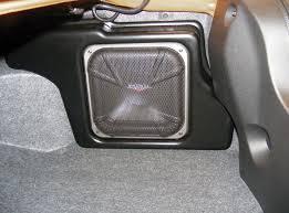 mustang shaker sound system kicker ff2mp13sa system upgrade