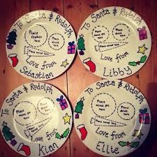santa plates thanet xmasplatethanet