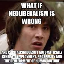 Meme Education - professor s lecture on neoliberalism in education save our