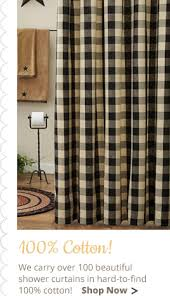 Navy Blue Plaid Curtains Country Curtains Farmhouse Curtains Country Shoppe