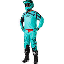 motocross gear combo fox racing 2017 mx gear new 180 race seafoam green dirt bike