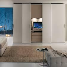 Ikea Armadi Con Ante Scorrevoli by Stunning Armadio Con Porta Tv Contemporary Ameripest Us
