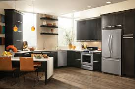 kitchen black costco kitchen appliances matched with countertop