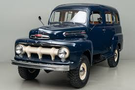 truck ford blue find of the week 1951 ford f 1 marmon herrington u201cranger u201d