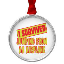 i survived skydiving gifts on zazzle