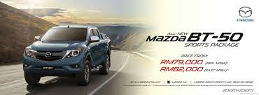 mazda bt 50 4wd diesel turbo priced from rm79k only u2013 drive safe