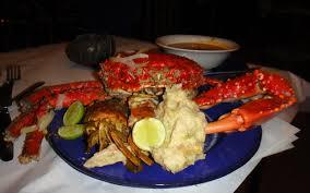 presse cuisine restaurant review presse café crab feast sak pase diplomacy