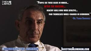 Documentary Meme - injecting aluminum documentary questions vaccine safety hormones