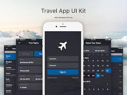 travel app design sketch free psds u0026 sketch app resources for