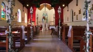 small church wedding wedding ceremony in the christian church 4k stock footage