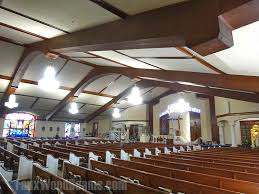 Decorative Beams Church Ceiling Designs With Beams Faux Wood Workshop