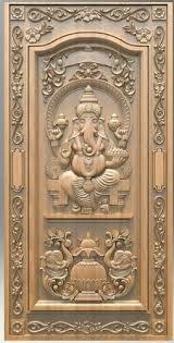 Front Door Wood Carving Designs