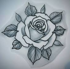 the 25 best rose drawings ideas on pinterest easy rose drawing