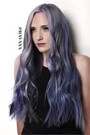 pravana silver hair color how to video smokestack color with pravana vivids black hair