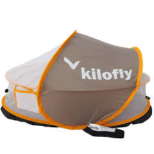 Pop Up Bed Kilofly Instant Pop Up Portable Upf 35 Baby Travel Bed With