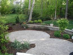 Cost Of Paver Patio Home Stamped Concrete Patio And Permits Raleigh Cary How Much