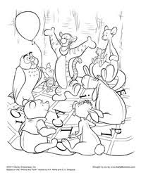 free printable winnie pooh coloring pages earlymoments