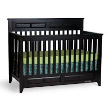 Convertible Crib To Twin Bed by Crib To Bed Conversion Baby Crib Design Inspiration
