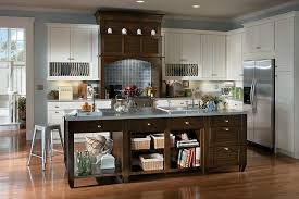 lowes medium oak kitchen cabinets schuler cabinetry from lowes traditional kitchen los