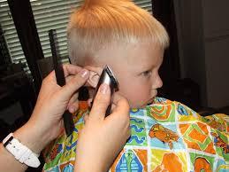little boy haircut style medium hair styles ideas 34775