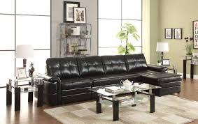 Black Leather Sleeper Sofa Black Leather Sectional Sleeper Sofa Steal A Sofa Furniture