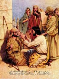 Was Bartimaeus Born Blind Pictures Of Jesus Heals The Blind Man 59 Images