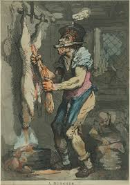 from the harvard art museums collections the butcher a butcher