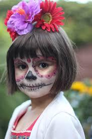 Kids Makeup For Halloween by Dia De Los Muertos Portraits Everfest