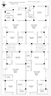 Floor Plan Bank by Indian Bank Colony 2bhk Apartments For Sale In Ambattur Chennai