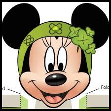 my disney life mickey and minnie st patrick u0027s day printables