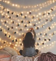 Bedroom Light Decorations Diy String Lights To Decorate Your Rooms Diy Projects
